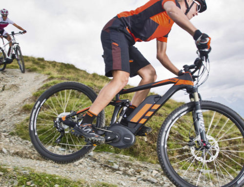 PACCHETTO MOUNTAIN BIKE/E-BIKE
